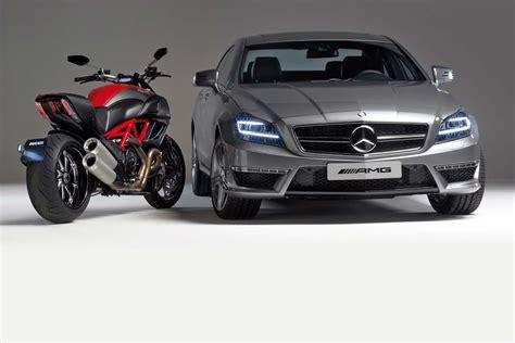Mercedes Motto by Amg Sponsoring Ducati Motogp Team Asphalt Rubber