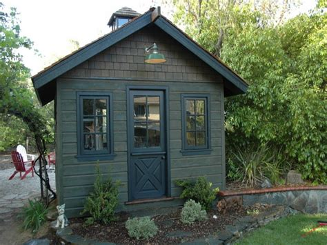 painting shed playhouse paint color ideas exterior paint
