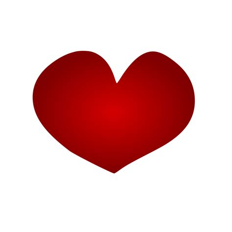 Clipart Cuore by Free Stock Photo Illustration Of A