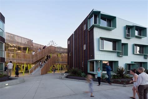 Broadway Housing / Kevin Daly Architects ArchDaily