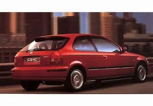 Honda Civic Essence : fiche technique honda civic civic ls vtec 50 ans 1998 ~ Medecine-chirurgie-esthetiques.com Avis de Voitures
