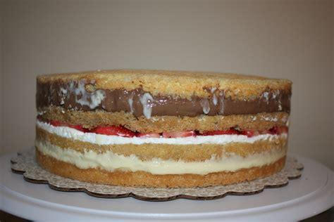 Italian Rumweddingcream Cake