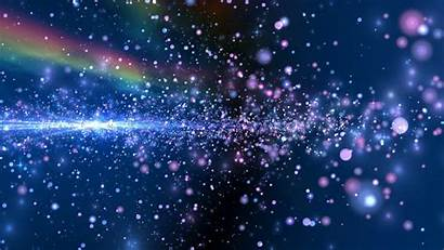 Galaxy Cool Moving Rainbow 4k Colorful Relaxing