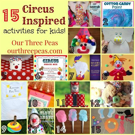 best 25 circus activities ideas on circus 961 | 681cf90ade1e636ac613898ae14a143b circus activities preschool circus