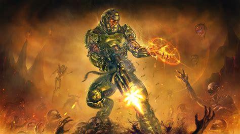 Doom (2016) Hd Wallpaper  Background Image 1920x1080