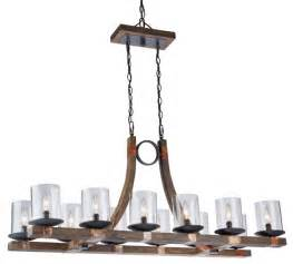 rustic kitchen island lighting artcraft lighting ja480 copper metal 12 light island billiard fixturehockley col rustic