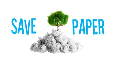 Save Paper Save Environment Quotes