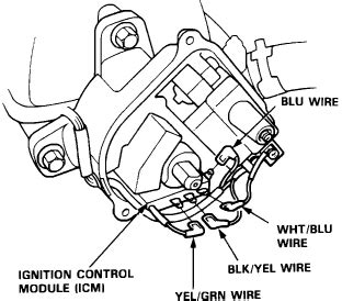 95 Civic Ignition Switch Wiring Diagram by I A 1993 Honda Civic 4dr Sedan 1 5l Engine No