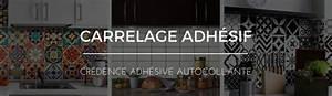 Adhesif Credence Cuisine : la cr dence adh sive autocollante id es conseils photos ~ Melissatoandfro.com Idées de Décoration