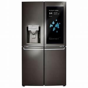 Lg Appliances Lnxs30996d Lg Instaview Thinq U2122 Refrigerator