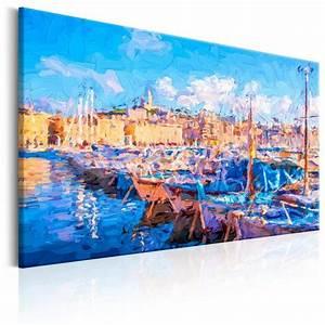 Strandbilder Auf Leinwand : strandbilder und meer bilder auf leinwand maritime wanddeko canvas for hotels pinterest ~ Watch28wear.com Haus und Dekorationen