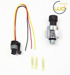 Injection Control Pressure Icp103 Sensor Fit For Ford 6 0l