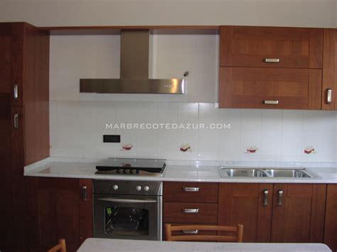 cuisine en marbre plans des cuisine en marbre blanc carrara c