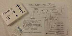 Dometic Bluetooth Thermostat Wiring Diagram