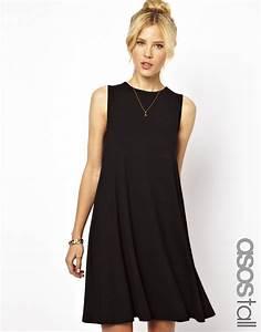 robe trapeze noire With robe noire trapèze