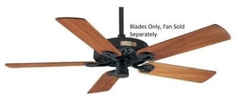 replacement fan blades arms hunter 52 in outdoor solid