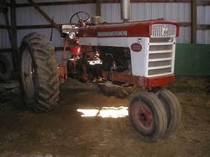 Farmall 460 Diesel Tractor