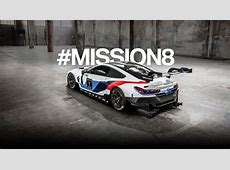 Video BMW Releases Trailer for BMW M8 GTE Documentary