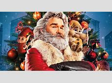 Kurt Russell Is Santa in Netflix's The Christmas