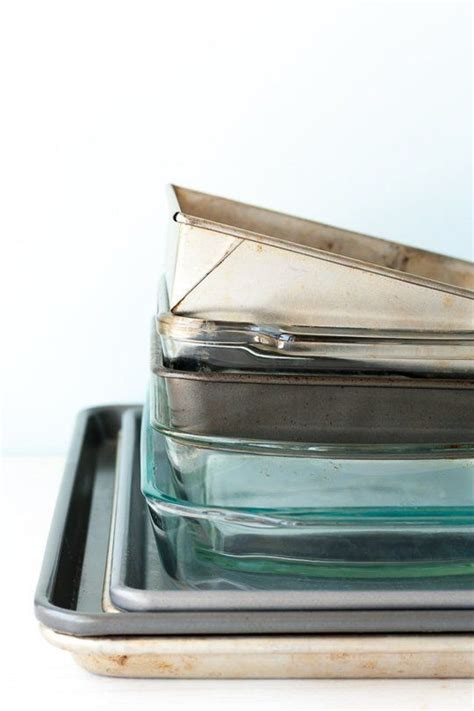 glass bakeware     metal