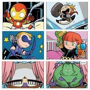 Baby Avengers   Comics   Pinterest