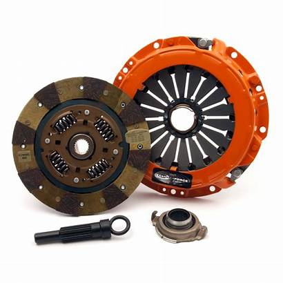 Clutch Dual Friction Centerforce Kit Plate Disc