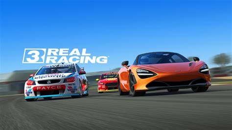 Real Racing 3  Mclaren And Bathurst Update