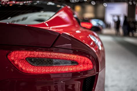 Srt Viper, Car, Red Cars Wallpapers Hd / Desktop And