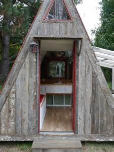 a frame houses transforming a frame tiny house swoon