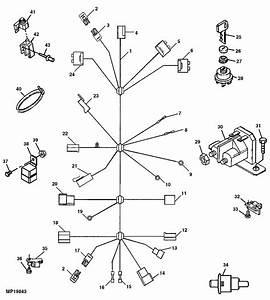 John Deere Scotts Mower Parts
