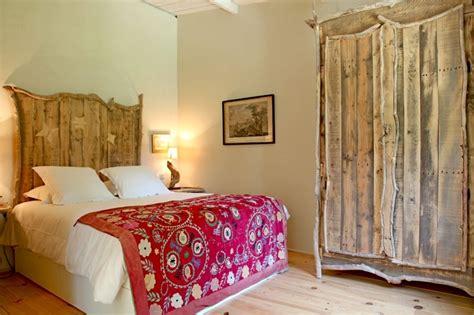 chambre bois flotté deco chambre en bois flotte visuel 8