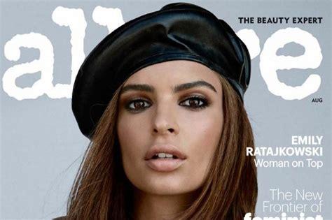 Emily Ratajkowski Hails Sophia Loren The Most