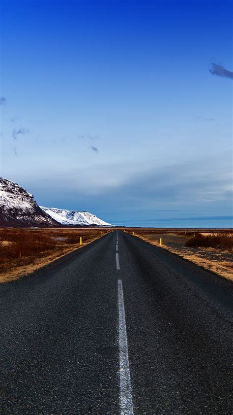 Road to Iceland Scenery 4K Wallpapers   HD Wallpapers   ID ...