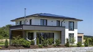 Stadtvilla Mit Garage : stadtvilla bauen anbieter preise grundrisse ~ Lizthompson.info Haus und Dekorationen