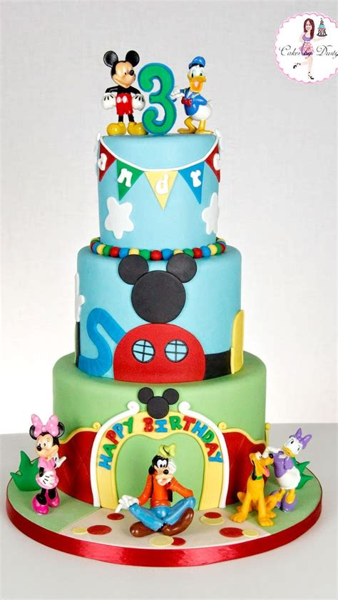 103 best cakes mickey mouse images on pinterest mickey