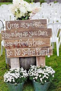 39 Perfect Rustic Wedding Ideas Wooden Country Wedding
