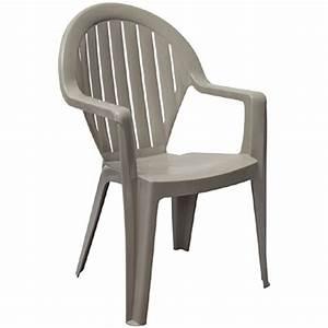Chaise Leroy Merlin : chaise grosfillex leroy merlin table de lit a roulettes ~ Melissatoandfro.com Idées de Décoration