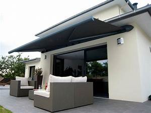 store banne pas cher store direct usine With store banne terrasse exterieur