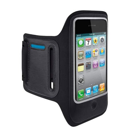Amazon.com: Belkin Dual-Fit Armband for Apple iPhone