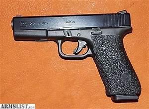 ARMSLIST - For Sale: Custom Glock 22 40 S&W Robar Grip ...