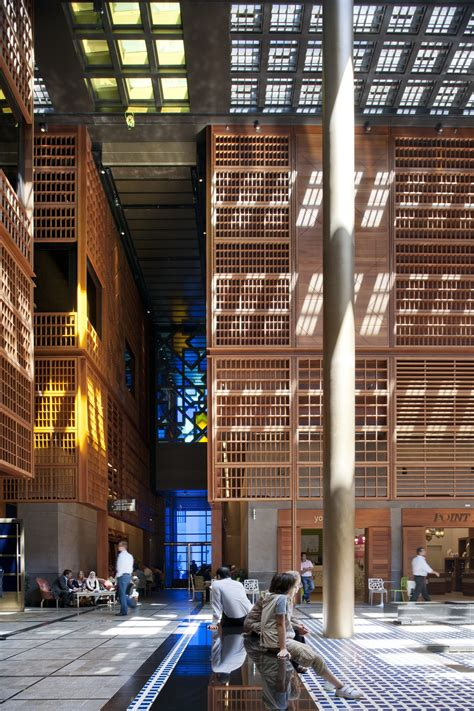 abu dhabi central market foster partners archdaily
