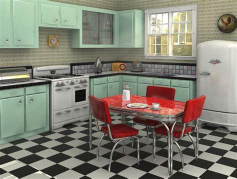 mobilier cuisine vintage cuisine vintage 6 modèles vont vous faire regretter