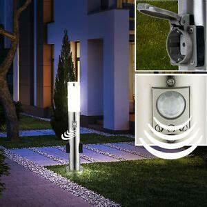 Leuchte Mit Bewegungsmelder Außen : au en haus wege leuchte mit 2 steckdosen bewegungsmelder ~ A.2002-acura-tl-radio.info Haus und Dekorationen
