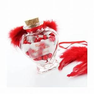 Pot En Verre Pas Cher : pot drag es coeur en verre boite drag es original ~ Melissatoandfro.com Idées de Décoration