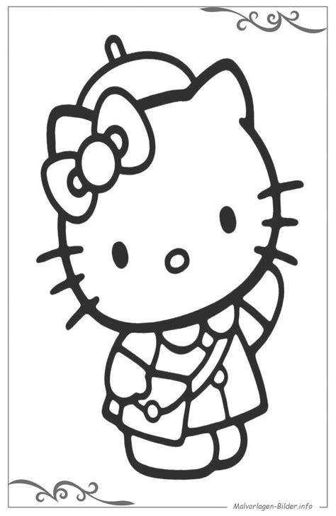 kitty ausmalbilder zum ausdrucken