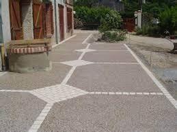 resultat de recherche d39images pour quotbeton desactive allee With allee de jardin pour voiture 11 beton lave