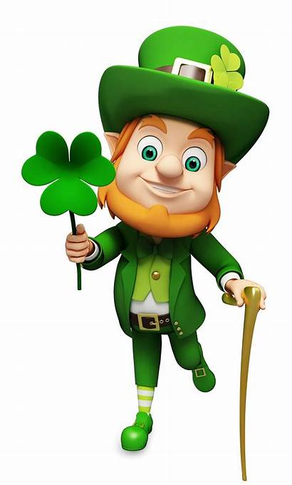 Leprechaun Annoying Cartoon Patrick St Patricks Lucky