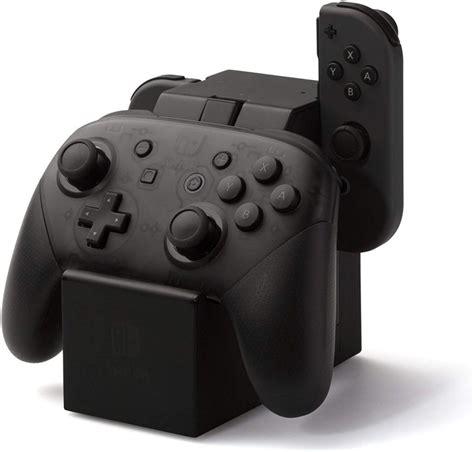 joy  pro controller charging dock  nintendo switch