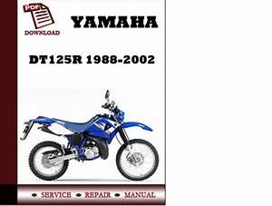 Yamaha Dt125r 1988