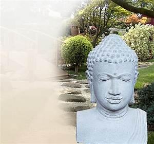 Buddha Aus Stein : buddha kopf aus stein kaufen online shop ~ Eleganceandgraceweddings.com Haus und Dekorationen